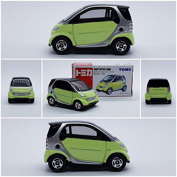 Click image for larger version  Name:	Tomica #75-7 - smart Fortwo Coupé - 01.jpg Views:	0 Size:	50.3 KB ID:	113423